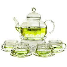 tea set bubble teapot cup