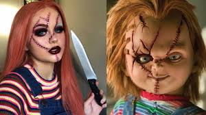 chucky halloween tutorial you