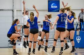 W&L Volleyball Blanks Virginia Wesleyan, 3-0 - Washington and Lee University
