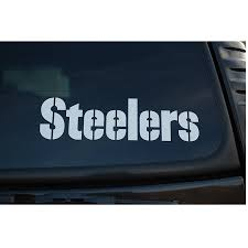 Rugby Steelers Sticker High Quality American Football Decal Stickers For Car Window Bumper Motorcycle 15cm Stickers Aliexpress