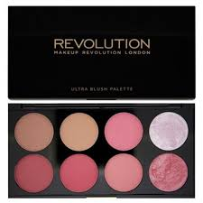 makeup revolution ultra blush and