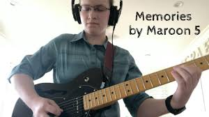 Memories by Maroon 5 Solo Guitar Cover | Abigail Snyder Music - YouTube
