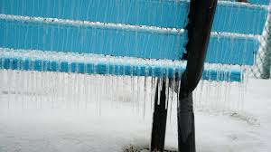Free Images Ice Icicle Winter Extreme Freeze Frozen Cold Canada Quebec Blue Water Turquoise Freezing Aqua Teal Azure Line Tree Snow Fence 7952x4472 1592664 Free Stock Photos Pxhere