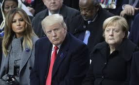 File:Melania and Donald Trump & Angela Merkel - 2018.jpg - Wikimedia Commons