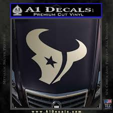 Houston Texans Decal Sticker Logo A1 Decals