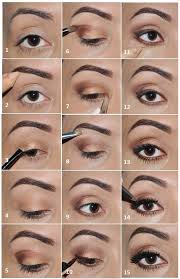 step by step guide smokey eye makeup