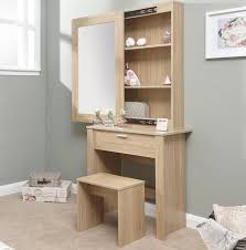 dressing table set with mirror vanity