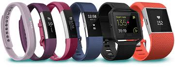 Best Fitbit Comparison Chart |Compare Fitbit models in 2020 - USA ...
