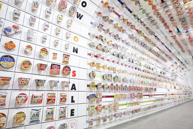 Image result for The Cupnoodles Museum Osaka.