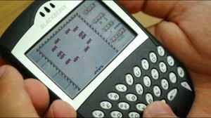 Looking Back - 2003 - BlackBerry 7230 ...