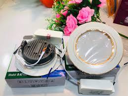 Đèn LED Âm Trần downlight Rạng Đông 7W phi 90 đổi màu 3 màu ChipLED  SAMSUNG, giá tốt nhất 99,000đ! Mua nhanh tay!