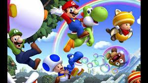 Cumpleanos Feliz Mario Bross Youtube