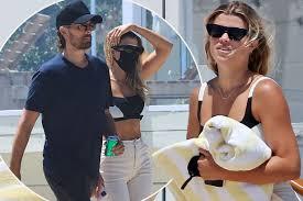 Scott Disick and Sofia Richie reunite after Kourtney Kardashian ...