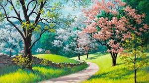 spring nature desktop wallpaper 2020