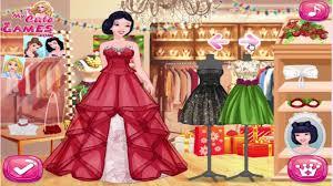 Disney Princess Game Princesses New Year Fashion Show