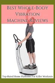 whole body vibration machine reviews