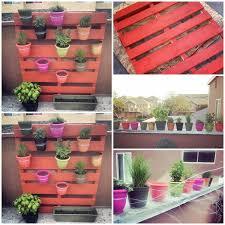 wonderful diy vertical pallet garden