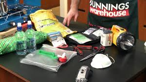 how to prepare an earthquake kit diy