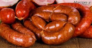 smoked pork and lamb sausage recipes
