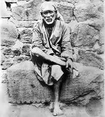 Wallpapers » Shirdi Sai Baba » Shirdi Sai Real Original Old Photo |  Chainimage