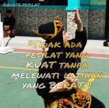 kata kata pesilat quote pesilat instagram tagged posts deskgram