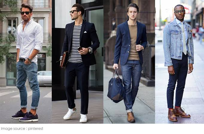 Image result for smart casual""