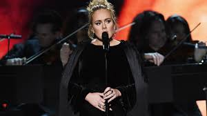 Adele STOPS, Swears & Restarts George Michael Tribute During 2017 Grammy  Awards Performance - YouTube