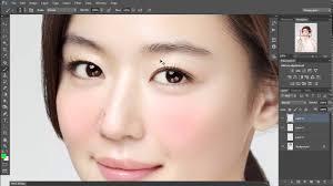 photo cs6 how to makeup face