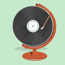 Animated Gif and Vinyl Records - Our selection