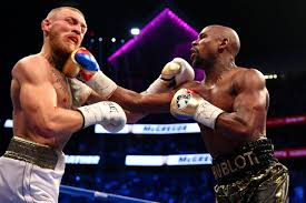 Mayweather vs. McGregor On Track to Set ...