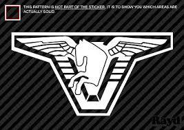 Stargate Atlantis Sticker Decal Die Cut Sg 1 2x