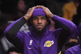 LeBron James says Daryl Morey wasn't ...