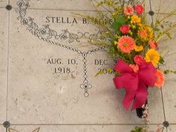 Flowers for Stella Bourgeois Roper - Find A Grave Memorial