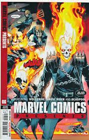 marvel comics presents 6 2nd print 1st