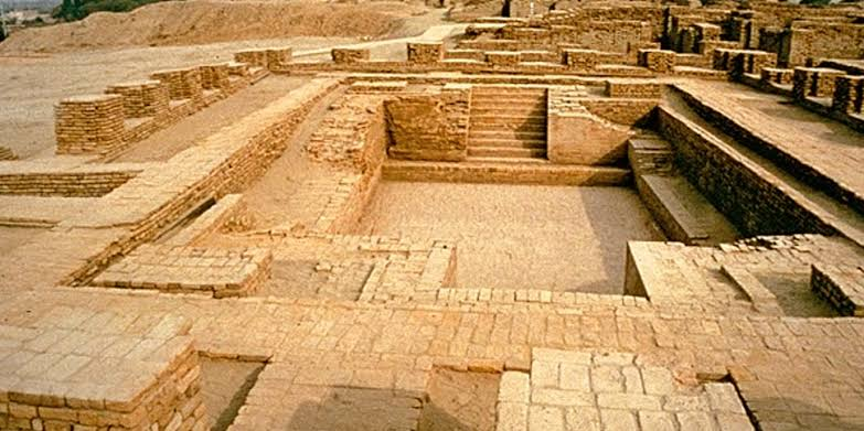 Indus Valley Civilisation Fell Because Of Climate Change?