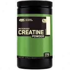 micronised creatine powder optimum