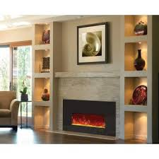 3825 electric fireplace insert