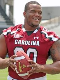 Terrence Campbell, South Carolina, Offensive Guard
