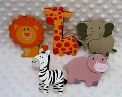 Country Home Design Ideas Decorative Outlet Socket Covers Jungle Zoo Animals Baby And Kids