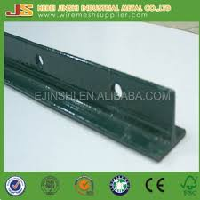 Euro Canada Type Steel Fence Post T Post Factory Buy T Post Fence Post Steel T Post Product On Alibaba Com