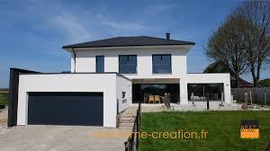 magnifique maison 4 pans et garage