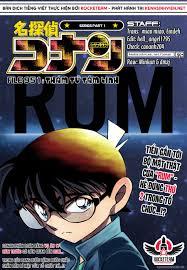 Thám Tử Lừng Danh Conan - Chap 951