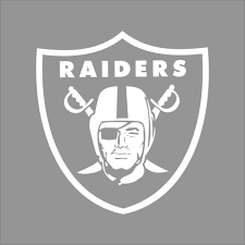 Oakland Raiders Nfl Team Logo 1 Color Vinyl Decal Sticker Car Window Wall Ebay Oakland Raiders Logo Football Decal Nfl Teams Logos