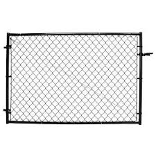 6 Chain Link Fencing Fencing The Home Depot