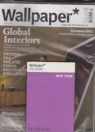 wallpaper magazine 193 april 2016 w