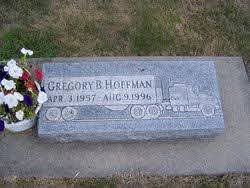 Gregory Byron Hoffman (1957-1996) - Find A Grave Memorial