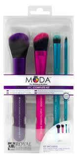langnickel moda pro makeup brushes