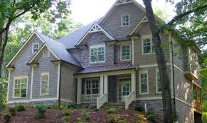 stately two story traditional craftsman
