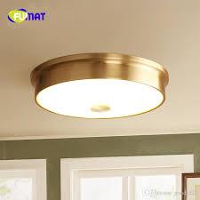 2020 fumat brass ceiling light modern