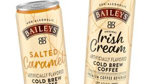 baileys irish cream now sells cold brew